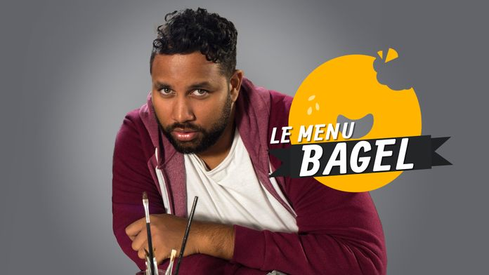 Le menu Bagel