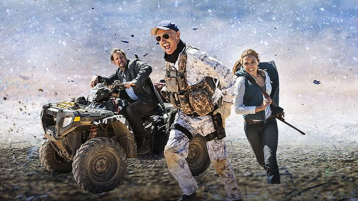 Tremors 6 : A Cold Day in Hell
