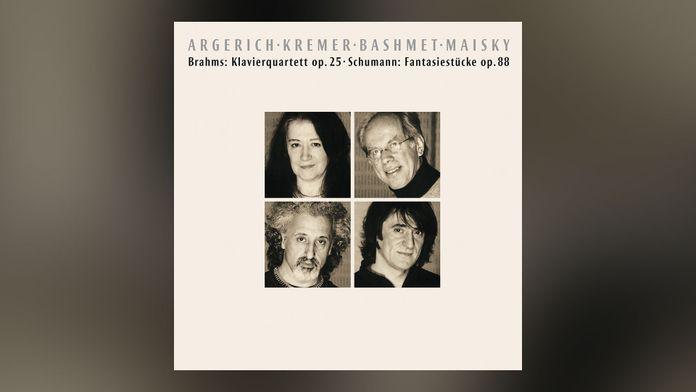 Brahms - Quatuor avec piano n° 1 en sol mineur