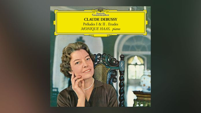 Debussy - Préludes. Premier livre - 8. La fille aux...