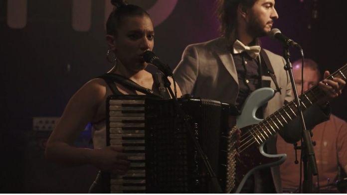 Banda Magda live at BIRD Rotterdam