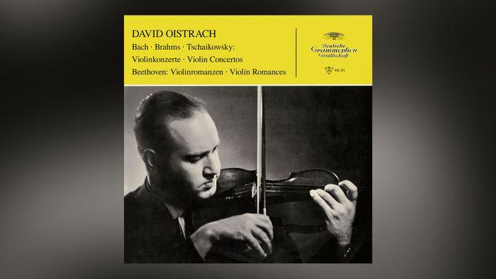 Brahms - Concerto pour violon en ré majeur