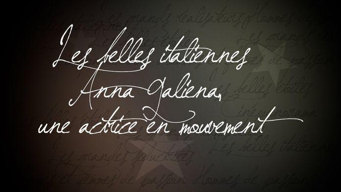 Anna Galiena