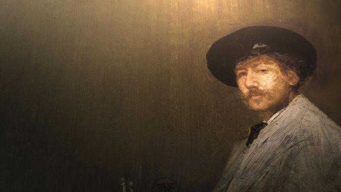 Whistler : Pour l'amour de l'art