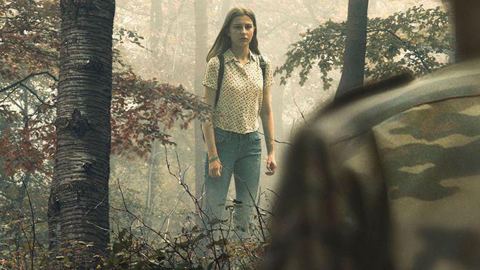 La fille dans le bunker