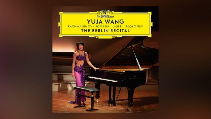 Yuja Wang - Récital à la Philharmonie de Berlin (2018)