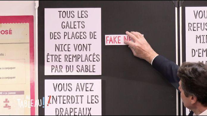 Christian Estrosi répond aux fake news