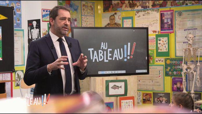 """Christophe Castaner : """"Avec les Gilets Jaunes, on a créé une sorte de monstre"""""""
