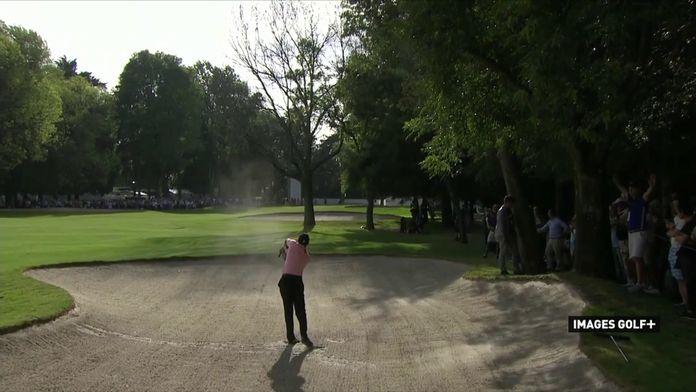 Incroyable coup de Tiger Woods et le résumé de la journée !