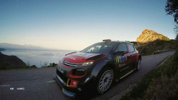 Le Rallye aux 10 000 virages