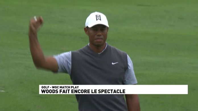 Woods fait encore le spectacle !