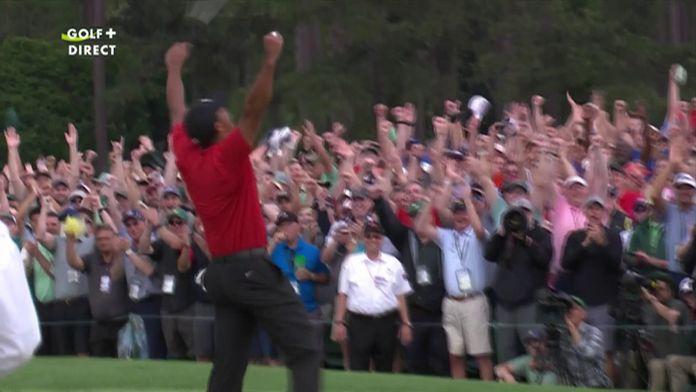 Historique ! Tiger Woods remporte The Masters 2019 !
