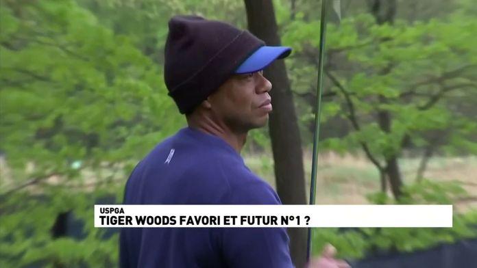 Tiger Woods favori et futur N°1 ?