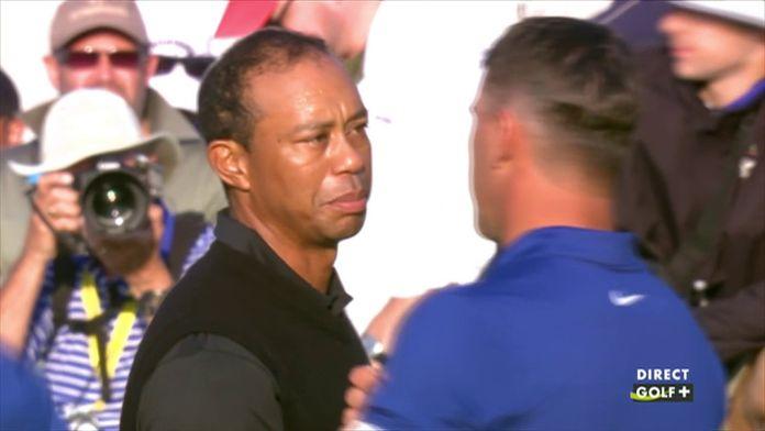 Tiger Woods manque le cut