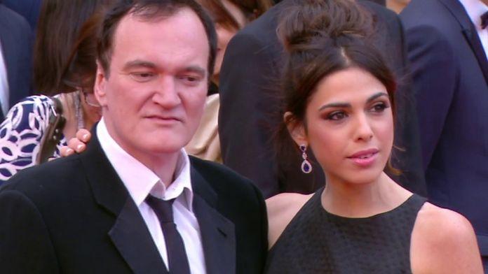Quentin Tarantino est déjà sur les Marches