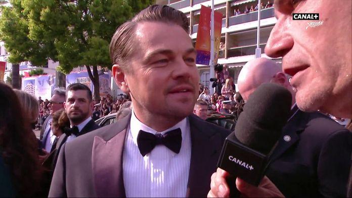 """Leonardo DiCaprio """"Ce film nous renvoie à un cinéma d'une autre époque"""" - Cannes 2019"""