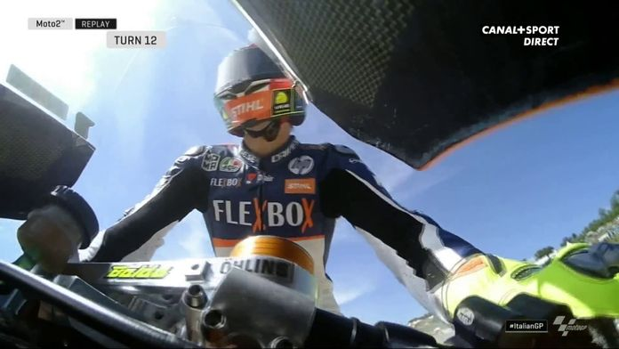 Moto2 - L'incroyable problème de boîte de vitesse de Lorenzo Baldassarri lors des essais libres 3