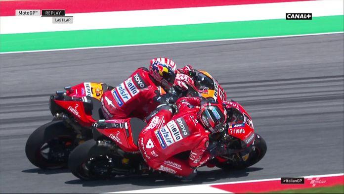 MotoGP - Danilo Petrucci remporte le Grand Prix !