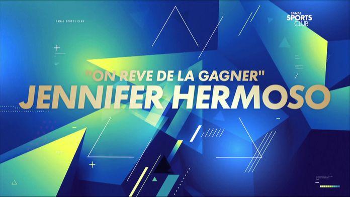 "Jennifer Hermoso : ""On rêve de la gagner"""