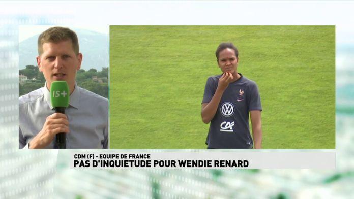 Pas d'inquiétude pour Wendie Renard