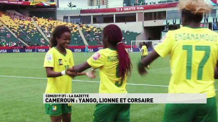 Cameroun : Yango, lionne et corsaire