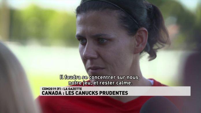Canada : Les Canucks prudentes