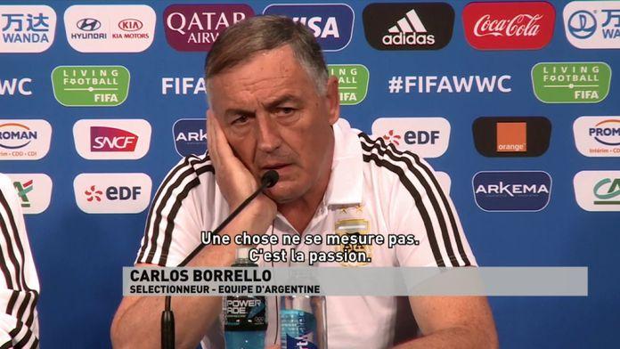 Argentine : Les guerrières de Borrello