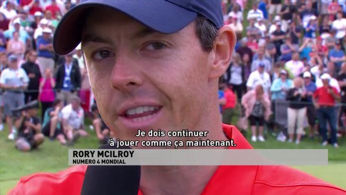 McIlroy très excité pour l'US Open