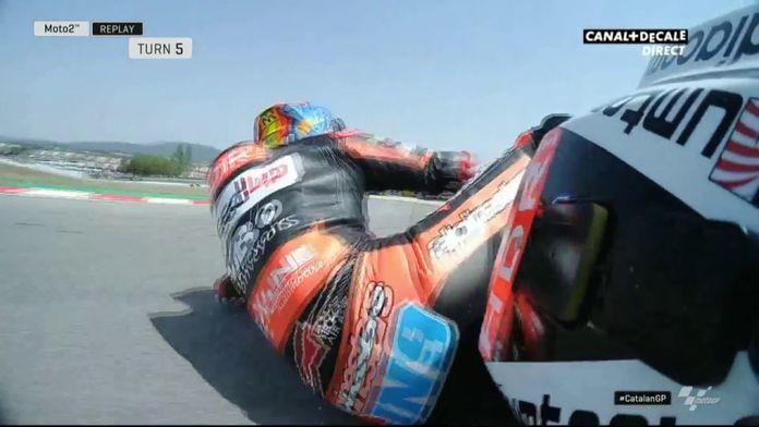 Jorge Navarro chute à son tour