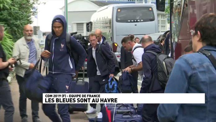 EDF : Les Bleues sont au Havre