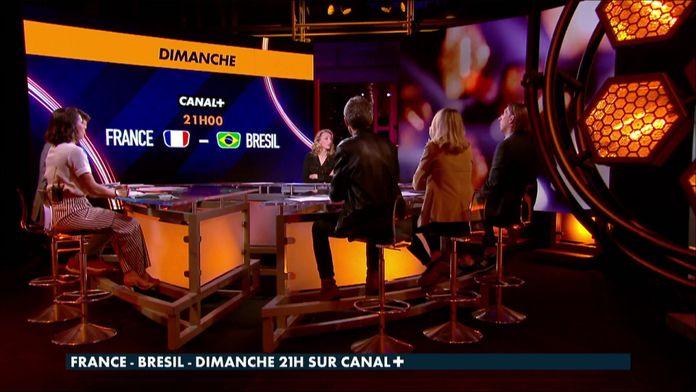 Late Football Club - France / Brésil : à la portée des Bleues ?