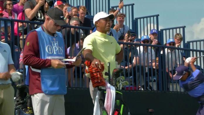 Tiger Woods en quête d'un 4ème titre