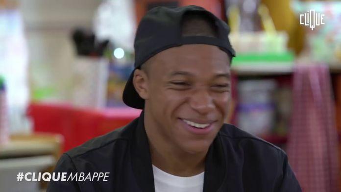 Clique X Mbappé