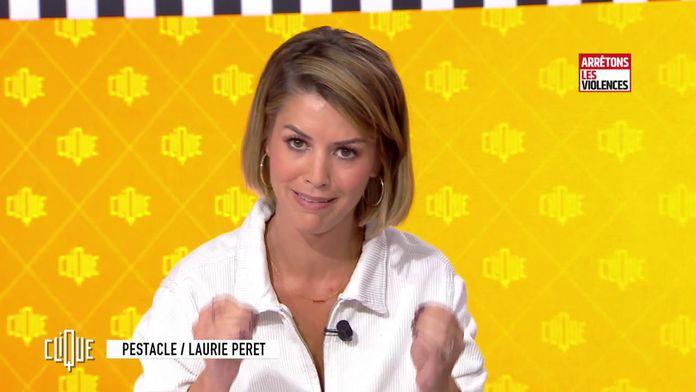 La rentrée de Laurie Peret
