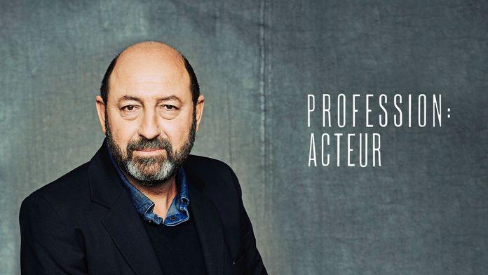 Profession : acteur