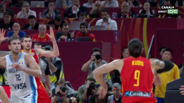 L'Espagne déroule !