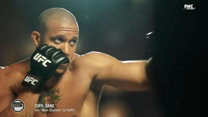 UFC : Dans les coulisses des débuts de Ciryl Gane