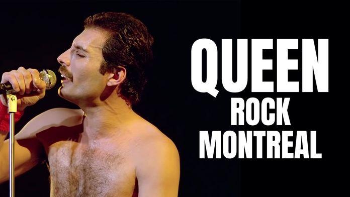 Queen : Rock Montreal