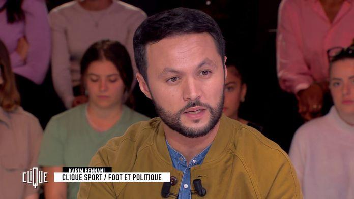 Karim Bennani : Foot et politique