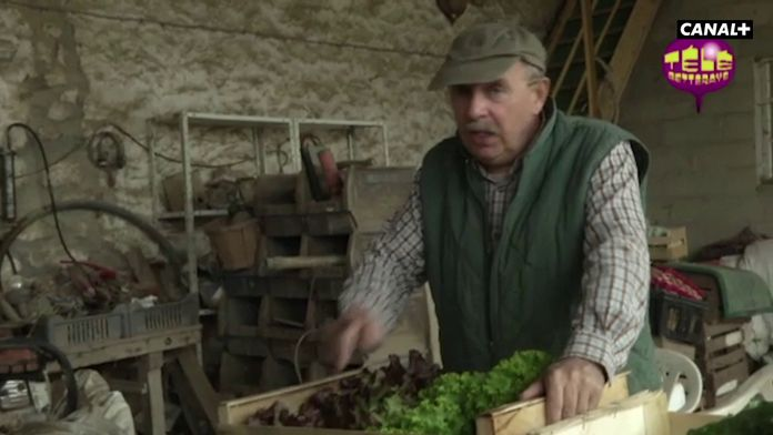 Revolution agricole - Groland - CANAL+