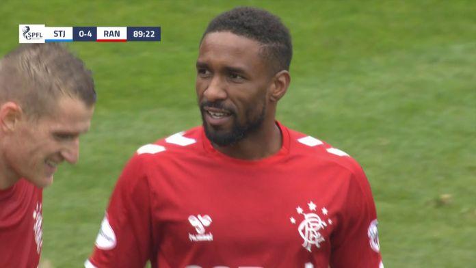 Le résumé de St Johnstone / Glasgow Rangers