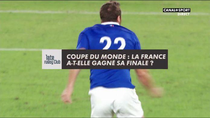 Coupe du Monde : La France a-t-elle gagné sa finale ?