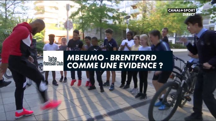 Mbeumo - Brentford : comme une évidence ?