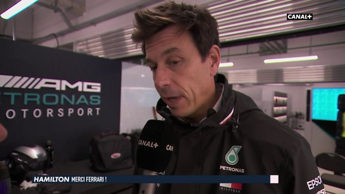 Toto Wolff analyse la course