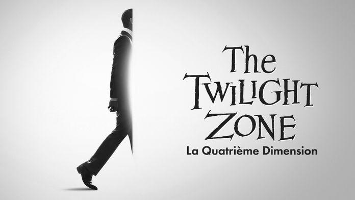 The Twilight zone : Version noir et blanc