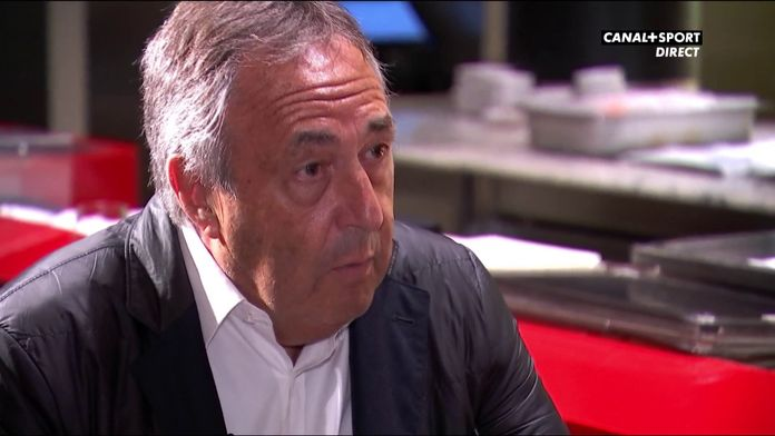 Interview de Jean-Pierre Bernès