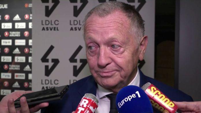 Jean-Michel Aulas taquin concernant la nomination de Claude Puel