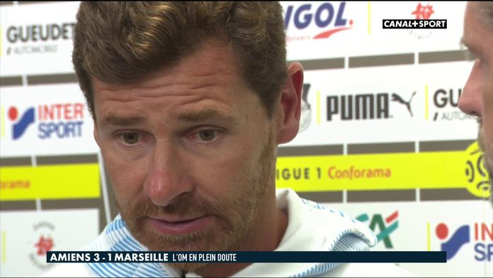 La réaction d'André Villas-Boas