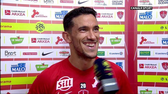 Gaëtan Belaud, premier match en Ligue 1 à 33 ans