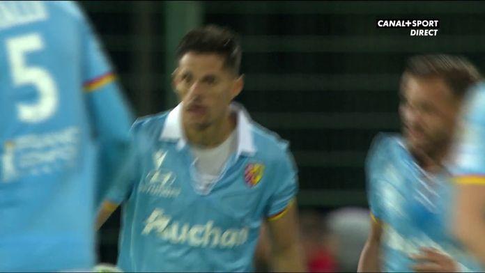 Sotoca redonne espoir au RC Lens / Ligue 2 - 9ème journée